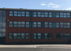 Homepage Opaque frost film to numerous classrooms. Blyth Academy  Northumberland